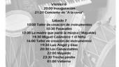 vista previa del artículo III Encuentro de músicos tradicionales en Villalar de los Comuneros