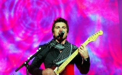 Juanes en el Festival Valladolid Latino 2008
