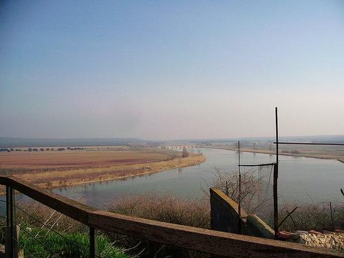 Río Duero a su paso por la reserva