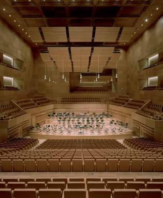 Auditorio del centro cultural
