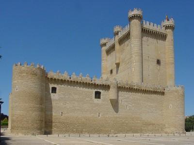 Castilo de Fuensaldaña