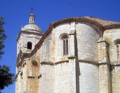Iglesia de Cigales