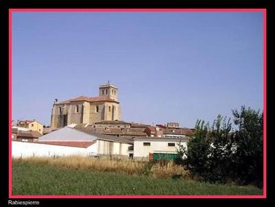 Iglesia de Mucientes
