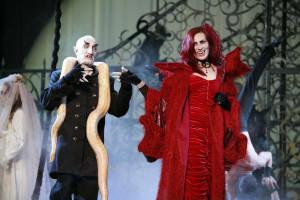 Nosferatu y Devora