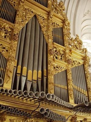 Organo de Rueda