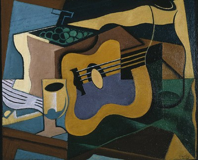 Pintura de Juan Gris
