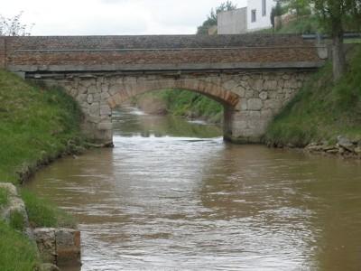 Canal en Sardón