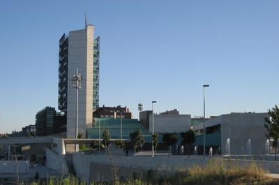 Torre Museo de las Ciencias de Valladolid