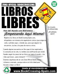 Zona Oficial Bookcrossing