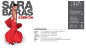 vista previa del artículo El espectáculo Esencia, de Sara Baras, en el Teatro Calderón de Valladolid
