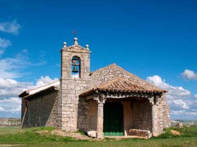 Ermita en Barruelo del Valle