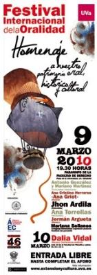 Festival Oralidad 2010
