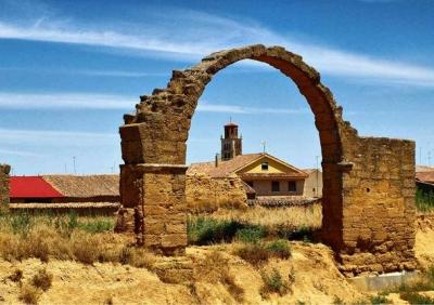 Arco en Barcial de la Loma