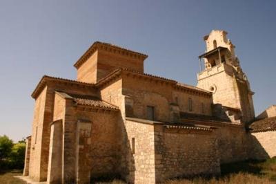 Capilla Mozárabe en San Cibrián