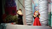 vista previa del artículo La Verdadera Historia de Caperucita, marionetas en el Teatro Cervantes de Valladolid