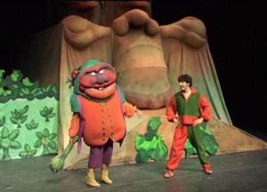 Crispín y el Ogro