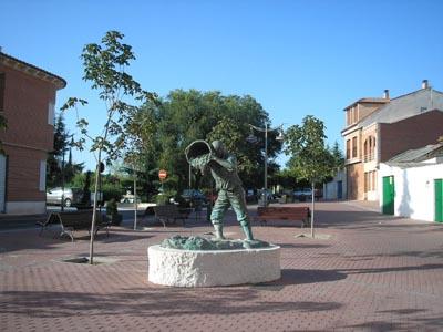 Plaza de Boecillo