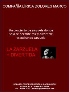 La Zarzuela más Divertida