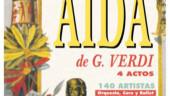 vista previa del artículo Aída, ópera en el Teatro Zorrilla de Valladolid