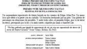 vista previa del artículo La Maldición de Poe, títeres en el Teatro Calderón de Valladolid