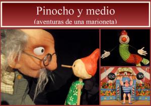 Pinocho y Medio