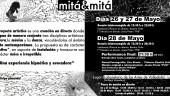 vista previa del artículo Mitá & Mitá, performance en el Laboratorio de las Artes de Valladolid
