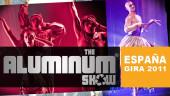 vista previa del artículo The Aluminium Show, en el Teatro Calderón de Valladolid