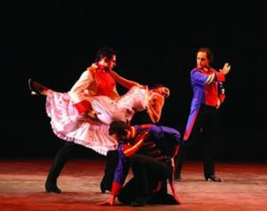 Carmen, versión de baile flamenco