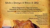vista previa del artículo I Jornadas del Lechazo de la Ribera del Duero, febrero gastronómico en Valladolid