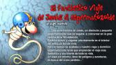 vista previa del artículo El Fantástico Viaje de Jonás el Espermatozoide, títeres en el LAVA-Teatro