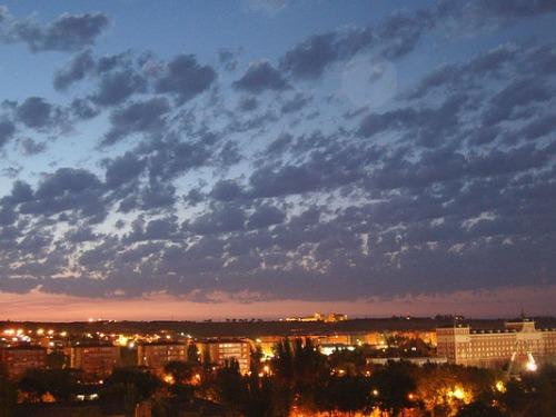 Valladolid cielo