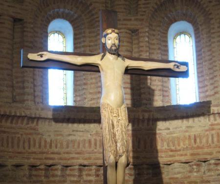 Cristo de Santervás de Campo