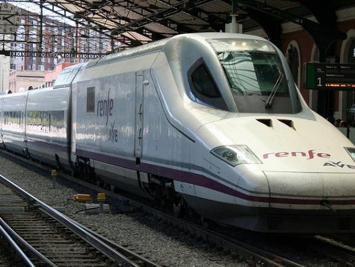 Tren Valladolid