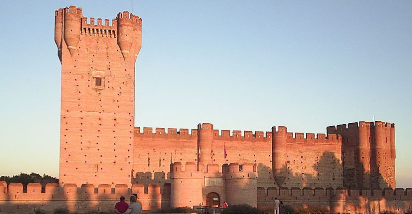 Castillo en Valladolid